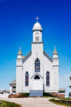 568,Vintage Christian Church Building Exterior,Home Decor,Religion Decor,Spirituality,Wall Art,Bible Decor,Church Decor,Christian Decor