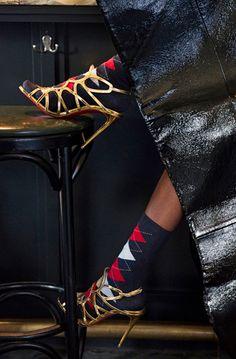 ce2439caff4757 26 meilleures images du tableau Socks In Shoes. en 2017 | Panty Hose ...