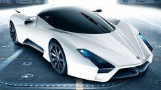 Shelby Ultimate Aero II - World's fastest car