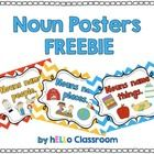 This FREEBIE contains three noun posters that are a perfect introduction to teaching nouns. They will make a great addition to your Grammar Wall! T...
