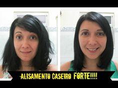 Reconstrução Capilar com GELATINA!!!Milagre para os Fios RESSECADOS e QUEBRADIÇOS - YouTube