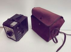 Camera coronet made in england thn 1946