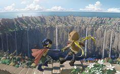 El Anime Made in Abyss se estrenará en julio del 2017.