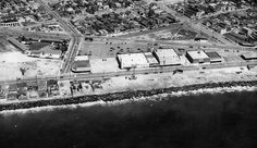 Redondo Beach Triangle probably c 1940's before it was developed fully.