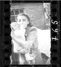 Taken around the time of the edict for parents to give up their children. Lodz Ghetto
