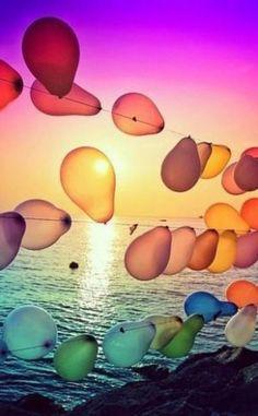 beautiful balloons! balloon