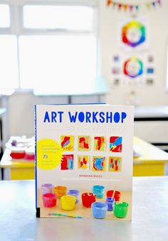 Art Workshop For Children Barbara Rucci of Art Bar Blog