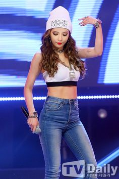Gorgeous Hyuna ❤❤