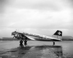 Swiss Air Lines DC-3 HB-IRX