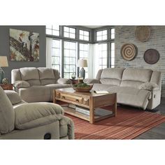 Found it at Wayfair - Tolette 2 Seat Reclining Sofa