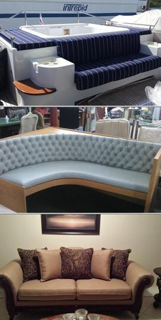 Tapiceria Portilla LLC Has A Team Of Professionals Who Offer Quality Upholstery  Repairs. They Are