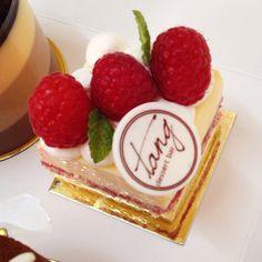 Tang Dessert Bar (Sunshine): Raspberry Cream Cheese [9/10].