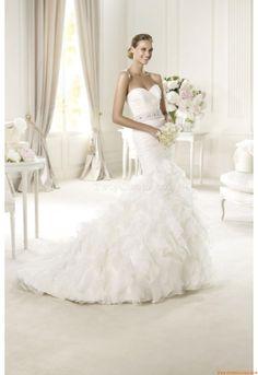 Robe de mariée Pronovias Usia 2013