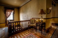 SK Pierce Mansion for Sale - Real Haunted Houses for Sale