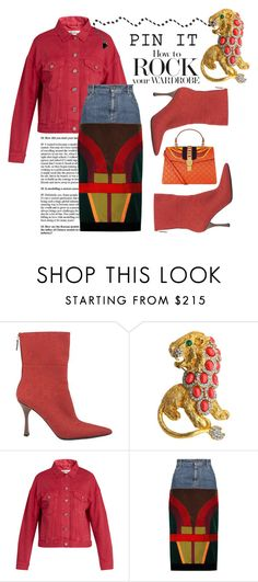 """""""Pin It !  How to Rock Your Wardrobe"""" by conch-lady ❤ liked on Polyvore featuring Gucci, Kenneth Jay Lane, Acne Studios, Tom Ford, pinit and howtorockyourwardrobe"""