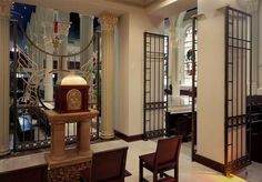 Eucharistic chapel at the Cathedral of the Immaculate Conception, Kansas City, MO.
