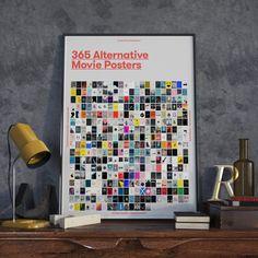 365 Alternative Movie Posters
