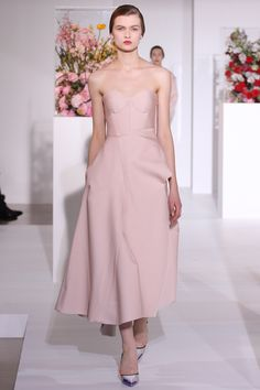 beautiful dresses and coats: jil sander a/w 2012