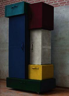 Color Lockers