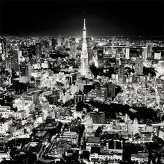 Tokyo - Tower - Japan by *xMEGALOPOLISx on deviantART