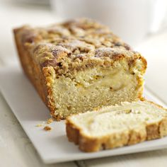 Get ready for tonight's Great British Bake Off theme with this sweet fruit loaf