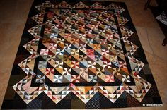 So Many Quilts, So Little Time!: Pinwheels for Caroline
