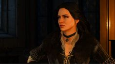 Yennefer witcher 3