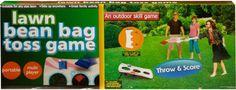 Lawn Bean Bag Toss Game - 1 Units