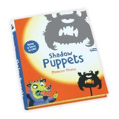 Mudpuppy Monster Mania Shadow Puppets  http://www.amazon.com/dp/0735339198/ref=cm_sw_r_pi_dp_-Hmnxb14042GM