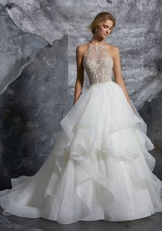 Kali Wedding Dress by Morilee STYLE NUMBER: 8202