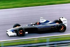 BMW F1 test car in 1999