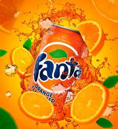 Fanta on Behance