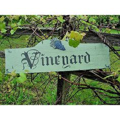 Wine Sign Stencil Vineyard Available in 5 Sizes Create Your Own Signs... ($13) ❤ liked on Polyvore featuring home, home decor, wall art, dark olive, home & living, home décor, wall décor, wall hangings, quote wall art and wine home decor