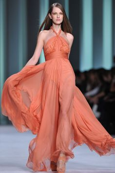 2011 Spring Paris Fashion Week: Elie Saab