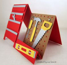 Sue's Stamping Stuff: More Father's Day Cards