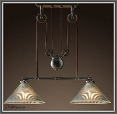 Magnificent Vintage Ceiling Fans With Pulleys More Design http://noklog.com/vintage-ceiling-fans-with-pulleys/