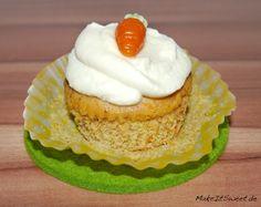 Karotten Rüben Möhren Muffin Rezept Karotten Nuss Muffins