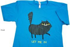 What A Cat Wants Shirt by Kate Beaton $19.25