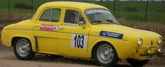 Renault #Gordini 1969. http://www.arcar.org/renault-gordini-84746