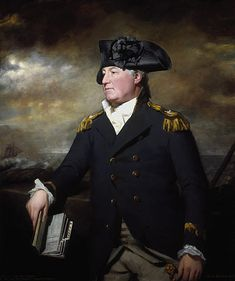 1783 Rear-Admiral Charles Inglis - Henry Raeburn