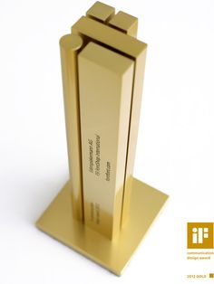 iF Award 2012 gold