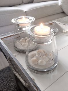 Riviera Maison sea shell votive