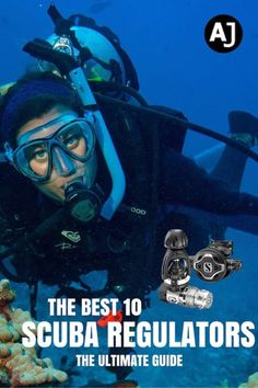Check out the 10 best models of scuba regulators of 2016. Easy-to-read reviews to help you find the best model for your needs and budget.