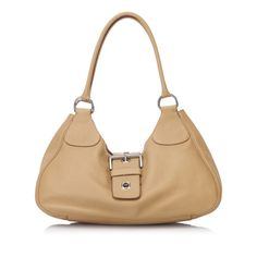 Prada - Leather Shoulder Bag - Catawiki 049b023997