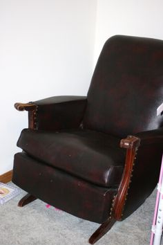 goose neck rocking chair  ... Antiques): Tennessee Gooseneck Rocker ...