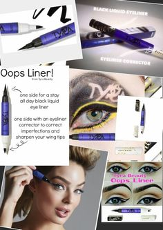 Fierce up them eyes!!!! #oppsliner https://www.tyra.com/angelaalonso/en/us/