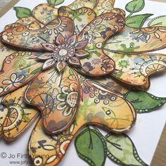 ALBOTAT:  Doodle Flower....