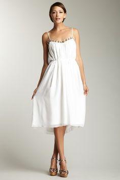 ADAM  Embellished Sun Dress