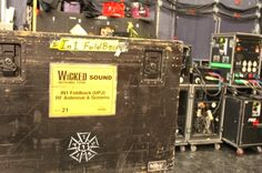 Behind the scenes of WICKED. Wicked sets up at the Aronoff Center in Cincinnati Over The Rhine Cincinnati, Cincinnati Art, Cool Places To Visit, Great Places, Staycation, Kentucky, Wicked, Things To Do, Goals