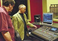 SWU 'making tracks' with new recording studio